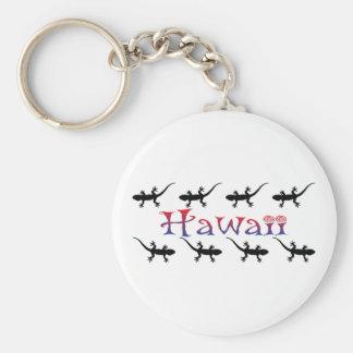 Chaveiro gecos do hawai