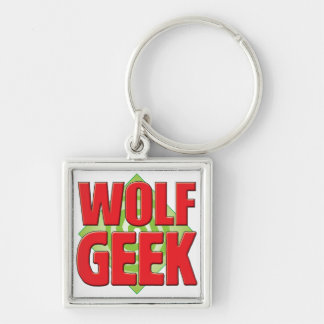 Chaveiro Geek v2 do lobo