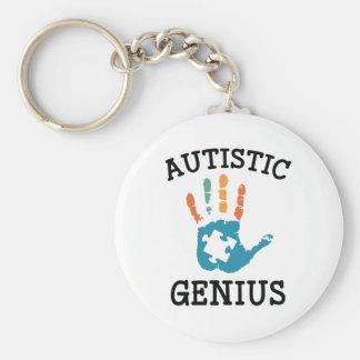 Chaveiro Gênio autístico