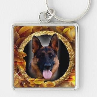 Chaveiro German shepherd leal
