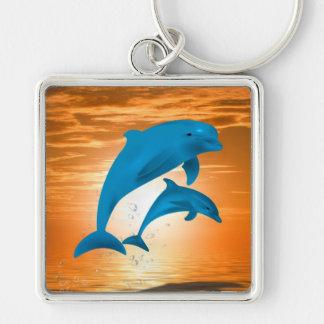 Chaveiro Golfinhos
