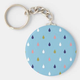 Chaveiro Gotas felizes da chuva
