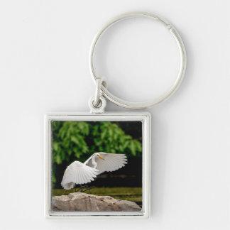 Chaveiro Grande Egret