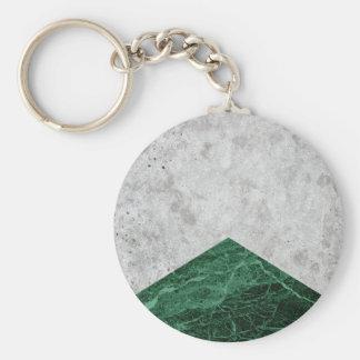 Chaveiro Granito concreto #412 do verde da seta