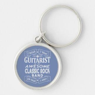 Chaveiro Grupo de rock clássico impressionante do