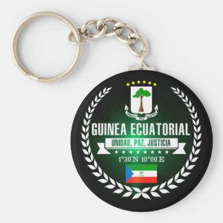 Chaveiro Guiné Equatorial