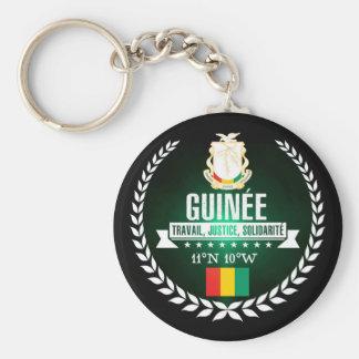 Chaveiro Guinée