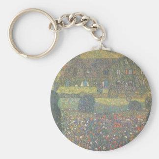 Chaveiro Gustavo Klimt - casa de campo pela arte de
