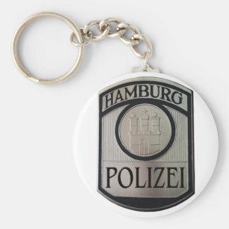 Chaveiro Hamburgo Polizei