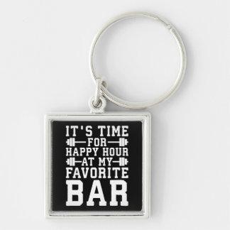 Chaveiro Happy hour em meu bar favorito - Gym inspirado