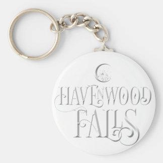 Chaveiro Havenwood cai floresta