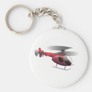 Chaveiro Helicóptero