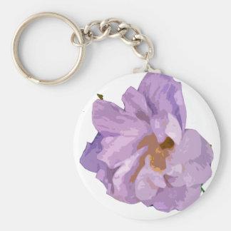 Chaveiro hibiscus
