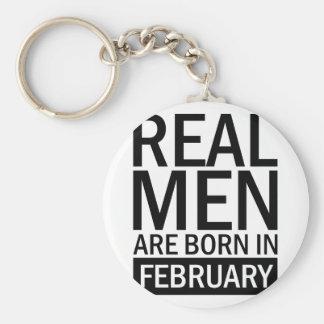 Chaveiro Homens reais fevereiro