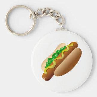 Chaveiro Hotdog