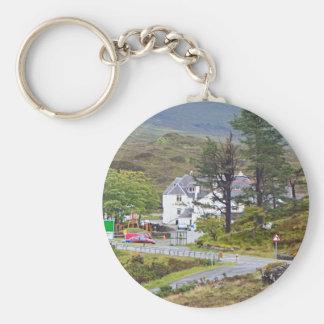 Chaveiro Hotel de Sligachan, ilha de Skye, Scotland