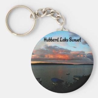 Chaveiro Hubbard o Lago Michigan