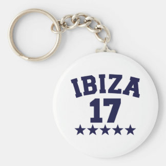 Chaveiro Ibiza 2017