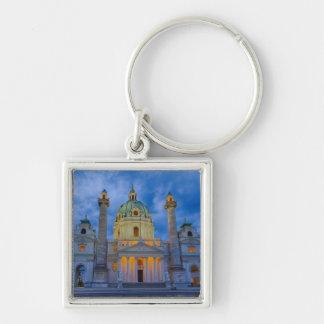 Chaveiro Igreja do santo Charles, Viena