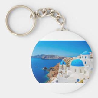 Chaveiro Ilha de Santorini - Caldera, piscina