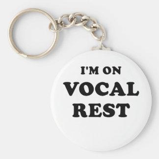 Chaveiro Im no resto vocal