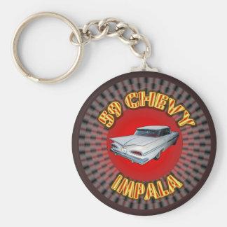 Chaveiro Impala 1959 de Chevy Keychain.