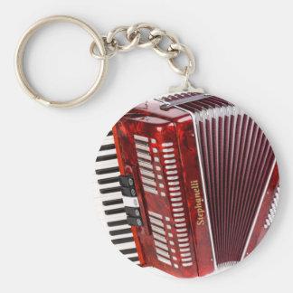 CHAVEIRO INSTRUMENTO MUSICAL DE ACCORDIAN