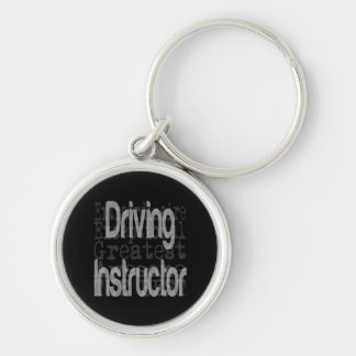 Chaveiro Instrutor de condução Extraordinaire