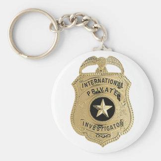 Chaveiro Investigador privado internacional