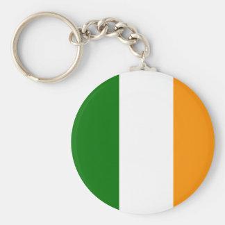 Chaveiro irlandês da bandeira