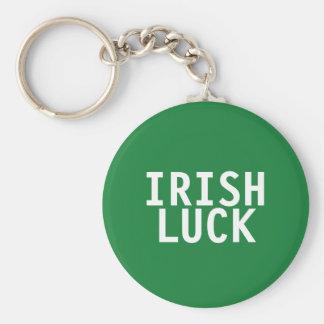 Chaveiro irlandês da sorte