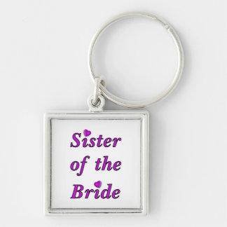 Chaveiro Irmã da noiva do amor simplesmente
