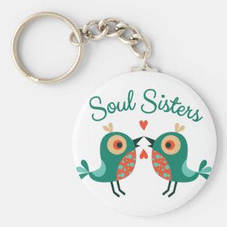 Chaveiro Irmãs da alma