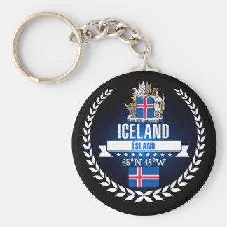 Chaveiro Islândia