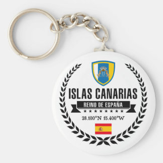 Chaveiro Islas Canarias