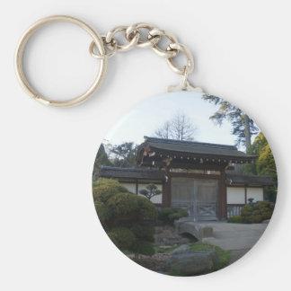 Chaveiro japonês do jardim de chá #5 de San