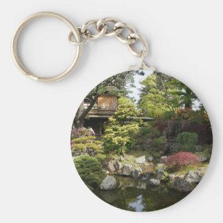 Chaveiro japonês do jardim de chá #6 de San