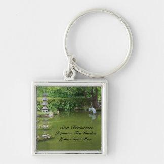 Chaveiro japonês do prêmio da lagoa #2 do jardim