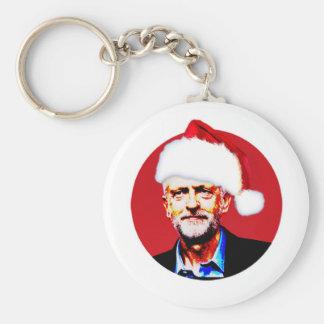 Chaveiro Jeremy Corbyn - Keyring do Natal