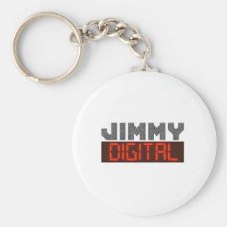 Chaveiro Jimmy Digital