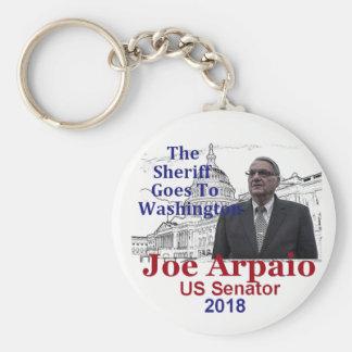 Chaveiro Joe ARPAIO AZ 2018