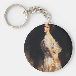 Chaveiro John Singer Sargent - Nancy Astor - belas artes
