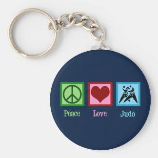 Chaveiro Judo do amor da paz