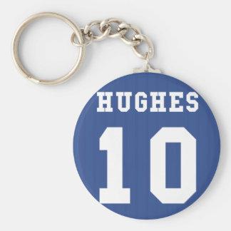 Chaveiro Keyring 1995-97 Home de Chelsea HUGHES 10