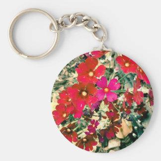 Chaveiro Keyring da flor