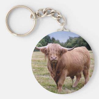 Chaveiro Keyring da vaca das montanhas