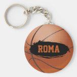Chaveiro/Keyring do basquetebol de Roma