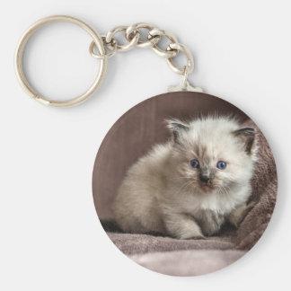 Chaveiro Keyring do gatinho