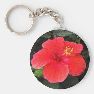 Chaveiro Keyring do hibiscus