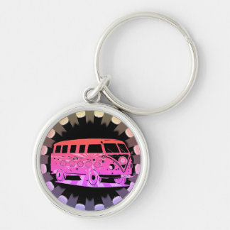 Chaveiro Keyring tropical surfando do safari do amor